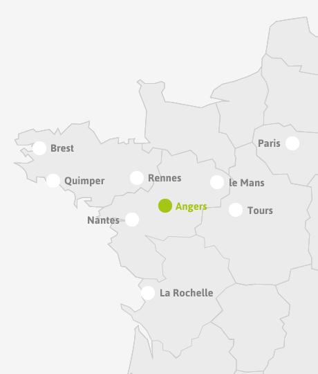 le francais face à face carte grand format